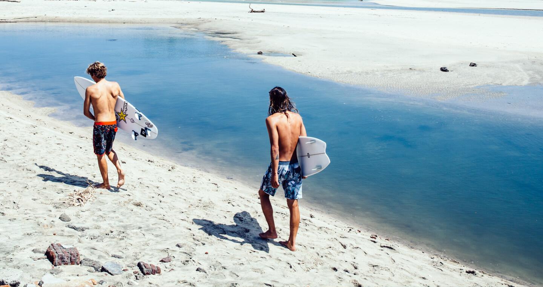 Vissla Brasil Upcycled Coconut Boardshorts
